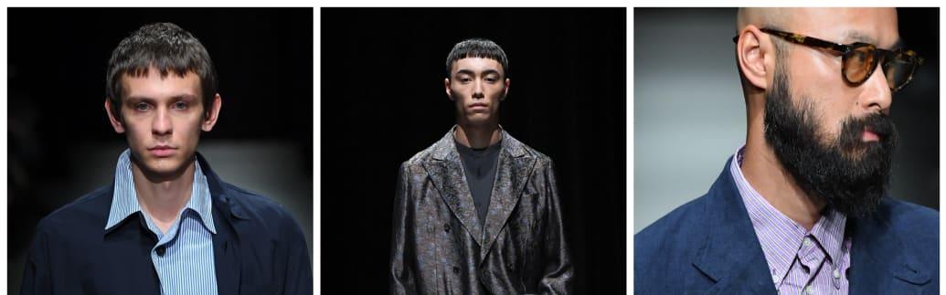 「Rakuten Fashion Week TOKYO 2020 A/W」のトップバッターを務めるレインメーカーの2020年春夏コレクションより
