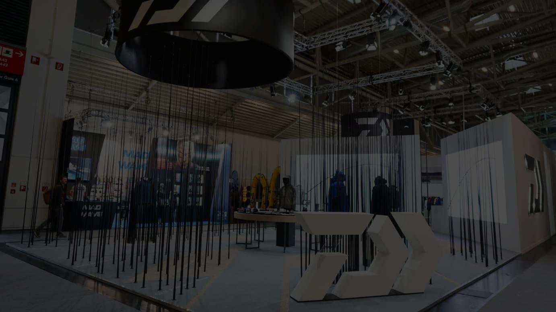 「ISPO MUNICH 2018」グローブライドのブース