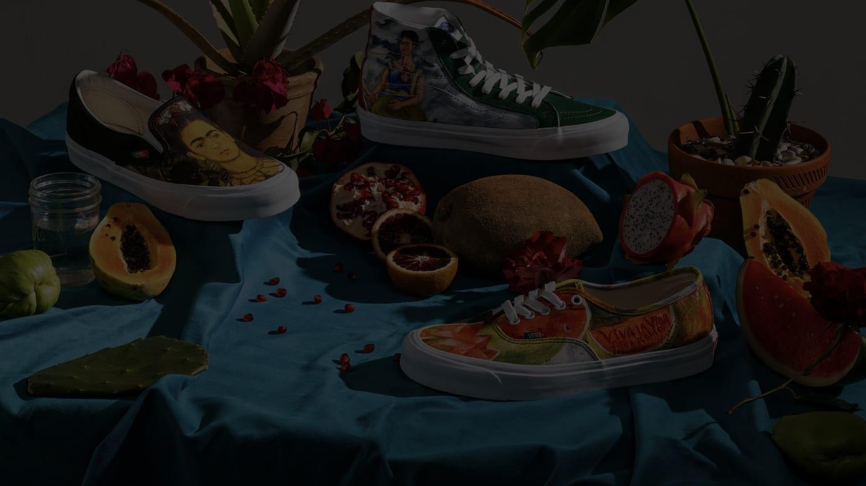 VANSxFrida Kahlo Collaboration