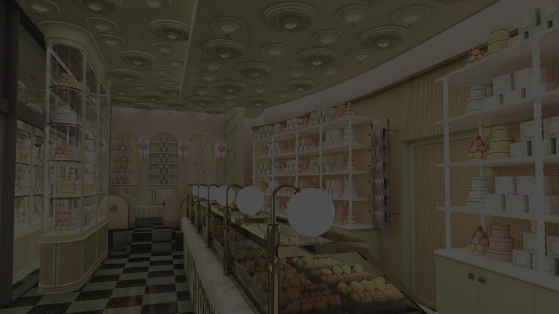 ラデュレ 渋谷松濤店 店舗イメージ