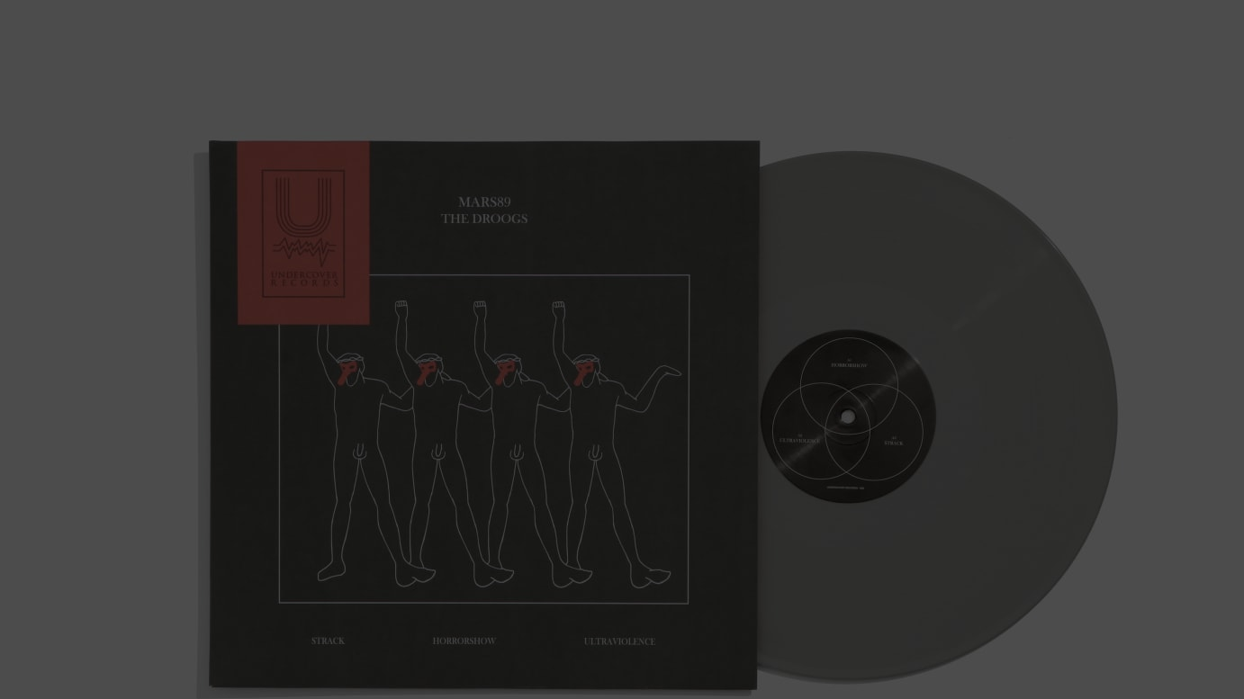 The Droogs(税別2,500円)