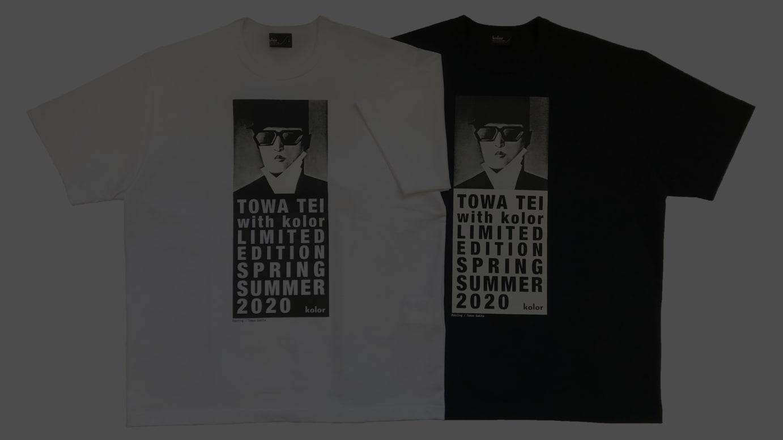 コラボレーションのTシャツ(1万9,000円)