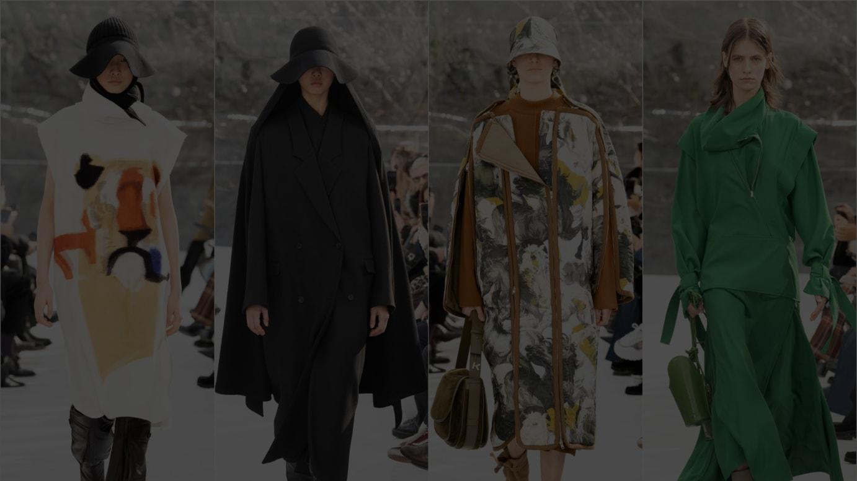 「ケンゾー」2020-21年秋冬コレクション
