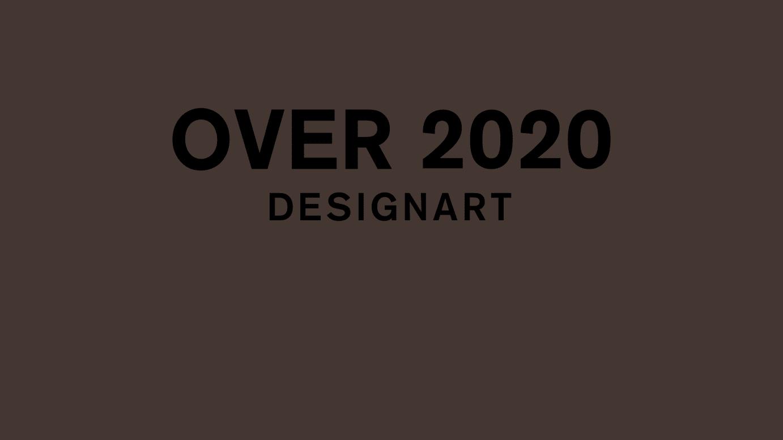新設されたOVER2020のロゴ