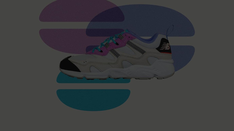 New Balance(ML850)X STUDIO SEVEN X mita sneakers(税別1万4,800円)