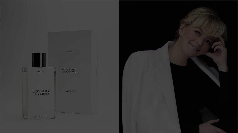 左「Zara Emotions Collection by Jo LOVES」のアイテム/右 ジョー・マローン