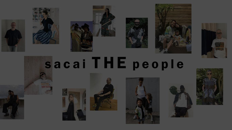 「sacai THE store」キーヴィジュアル