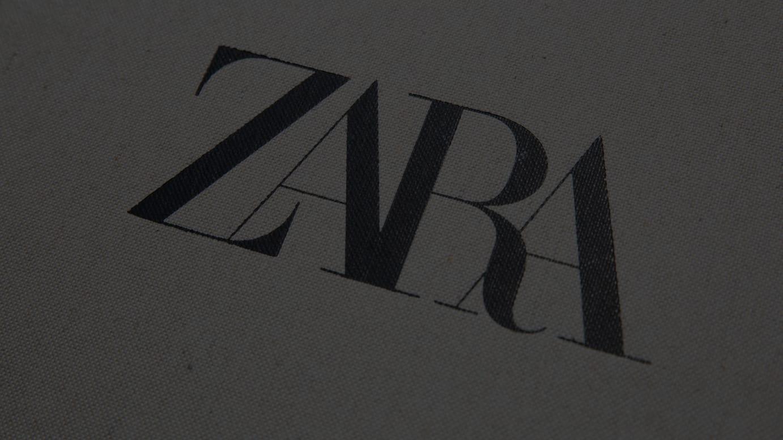 「ザラ」のロゴ
