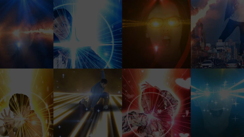 GRINDER-MAN《HERO HEROINE》2018年 Supported by ASUS