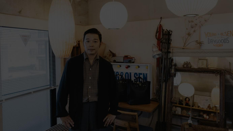 デザイナー尾崎雄飛