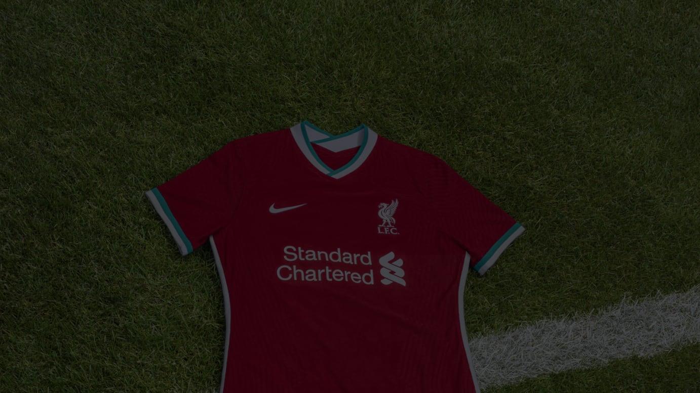 2020−21シーズン リバプールフットボールクラブのホームユニフォーム
