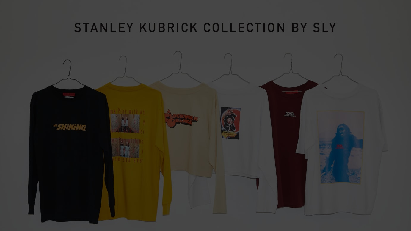 STANLEY KUBRICK COLLECTION BY SLY