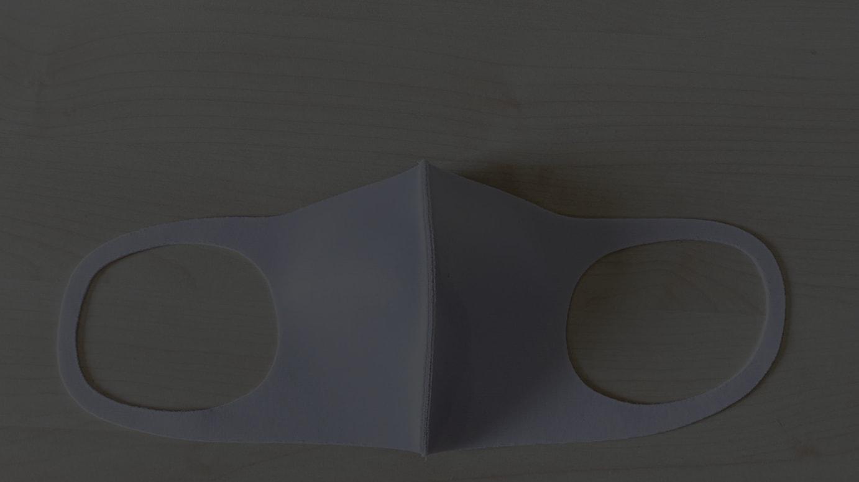 冷感ウレタンマスク