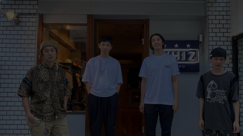 写真左から)下野宏明、坂野智則、高橋勤、堀木厚志