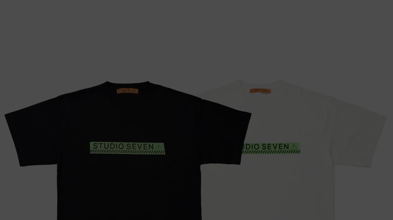 ロゴTシャツ(税別9000円)