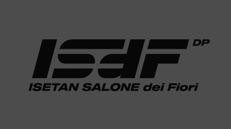 ISETAN SALONE dei Fioriのロゴ