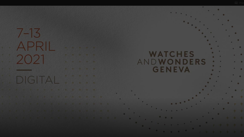 Watches & Wonders Geneva公式サイトより