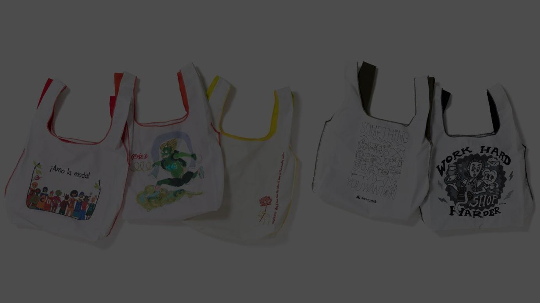 「#みんなでバッグ」商品画像