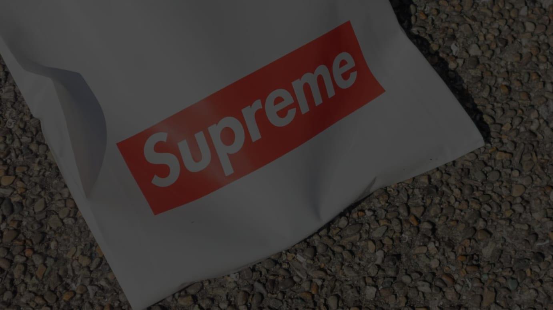 シュプリームのロゴ