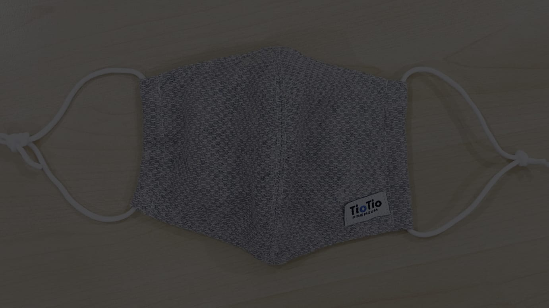 抗ウイルス加工マスク・冷涼タイプ