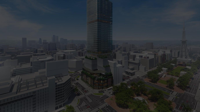 新複合施設外観イメージ
