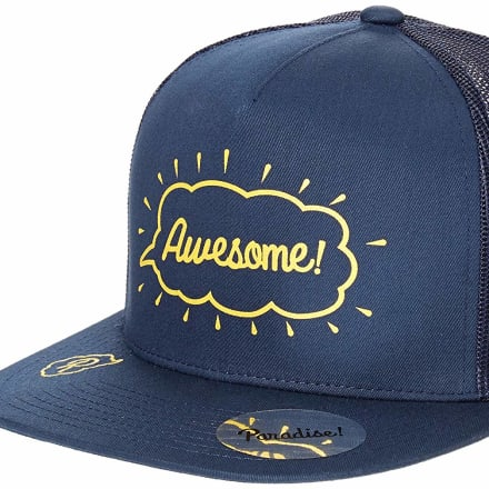 Mesh Cap/Awesome-line(Paradise!)