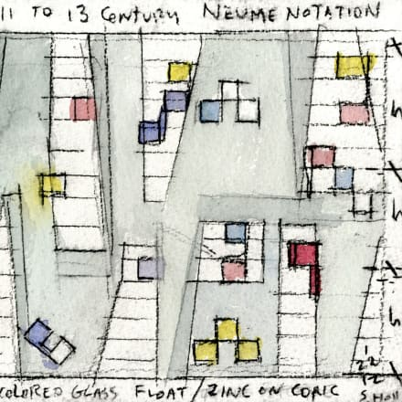 Steven Holl, Notes of Colored Glass 01/21/2012