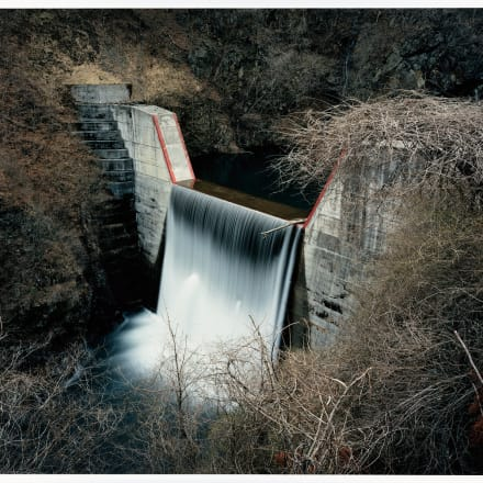 Toshio Shibata/柴田敏雄 Nikko City, Tochigi Prefecture/栃木県日光市 2008 Type C-print (C)Toshio Shibata,Courtesy of the amana collection