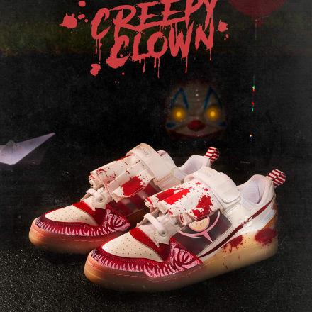 "adidas Originals Halloween 2020 FORUM LOW ""SCARY CLOWN""(税別1万7600円)"