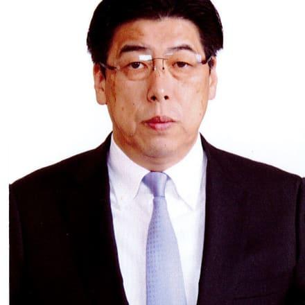 三嶋恒夫氏(代表取締役会長)
