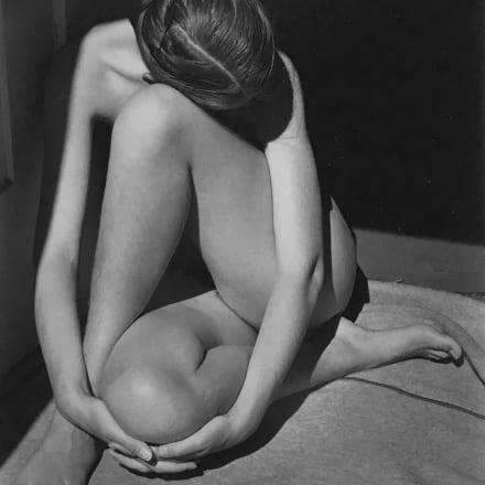 エドワード・ウェストン「ヌード」1936年 Image by courtesy of the  ZEIT-FOTO Collection