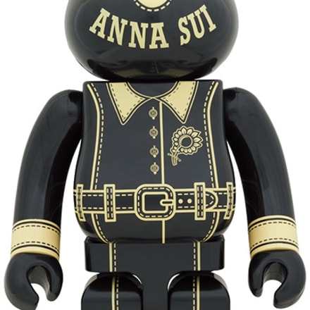 BE@RBRICK ANNA SUI BLACK 1000%(6万8000円) Image by BE@RBRICK TM & © 2001-2020 MEDICOM TOY CORPORATION. All rights reserved.