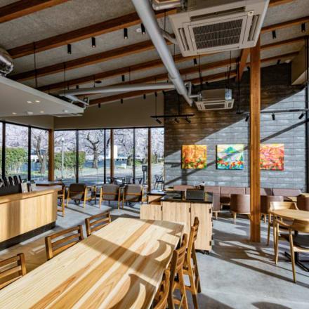 スターバックス コーヒー 敷島公園店