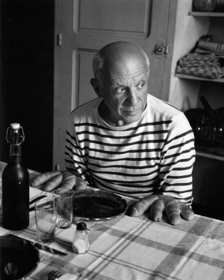 《ピカソのパン》、ヴァロリス、1952年