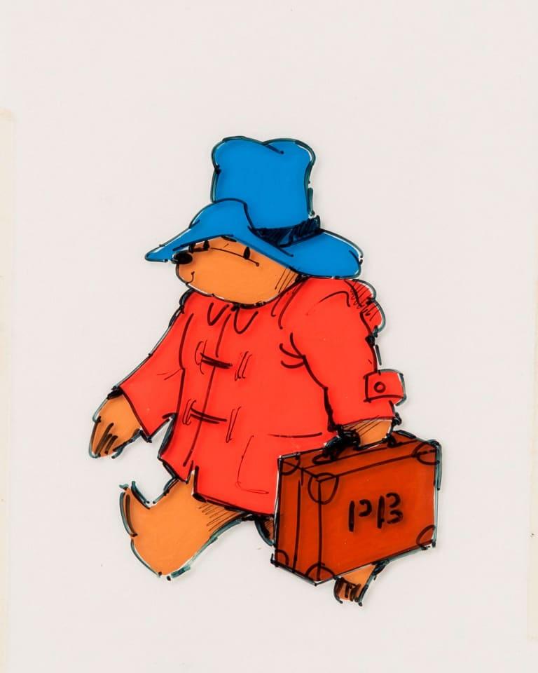 アイバー・ウッド画 商品化のためのアイデア画、1970 年代後半 Illustrated by Ivor Wood © Paddington and Company Ltd 2018