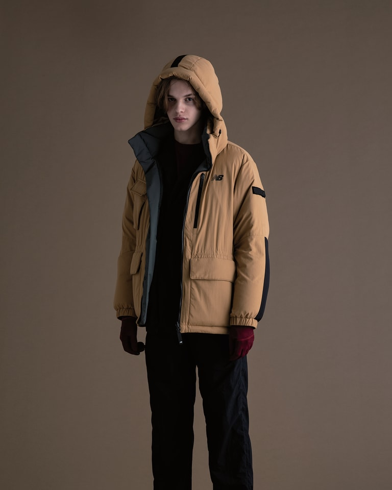 New Balance DOWN JACKET COLLECTION