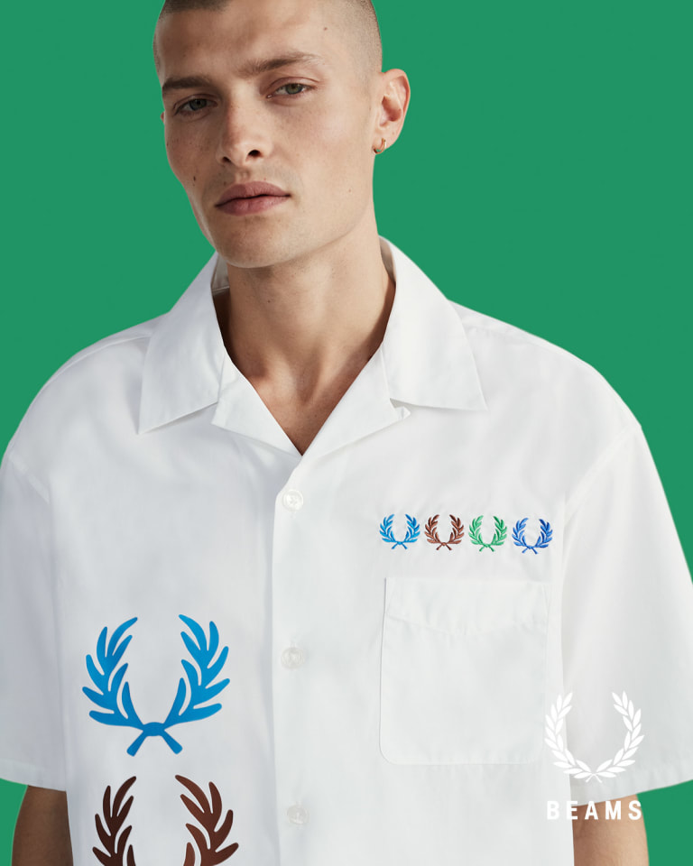 FRED PERRY × BEAMS