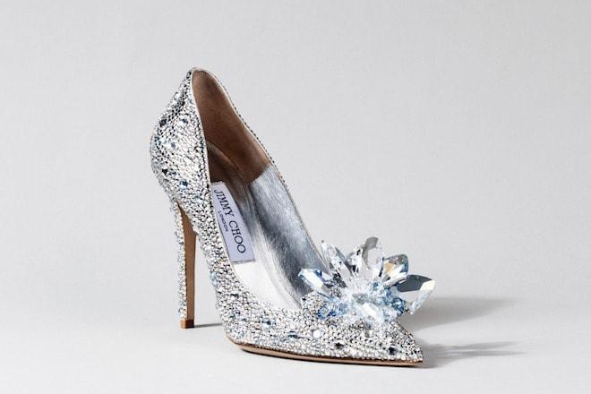 チュウ 靴 ジミー