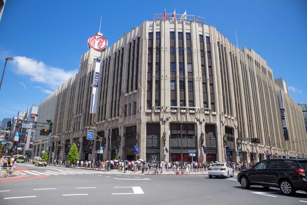 伊勢丹新宿本店がリモデル、メンズ館と本館を2019年度中に刷新