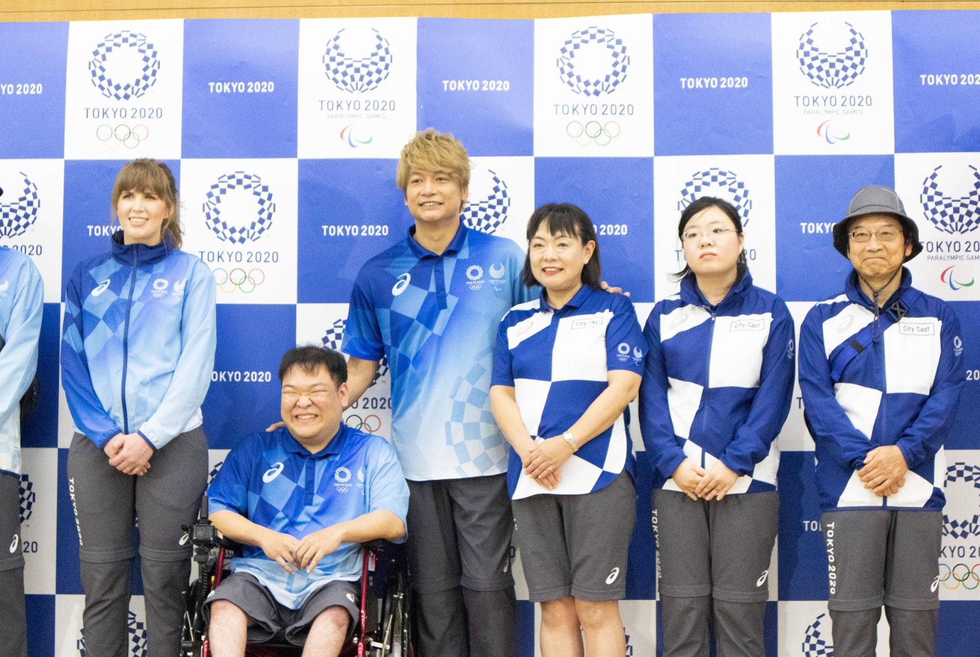 ボランティア オリンピック