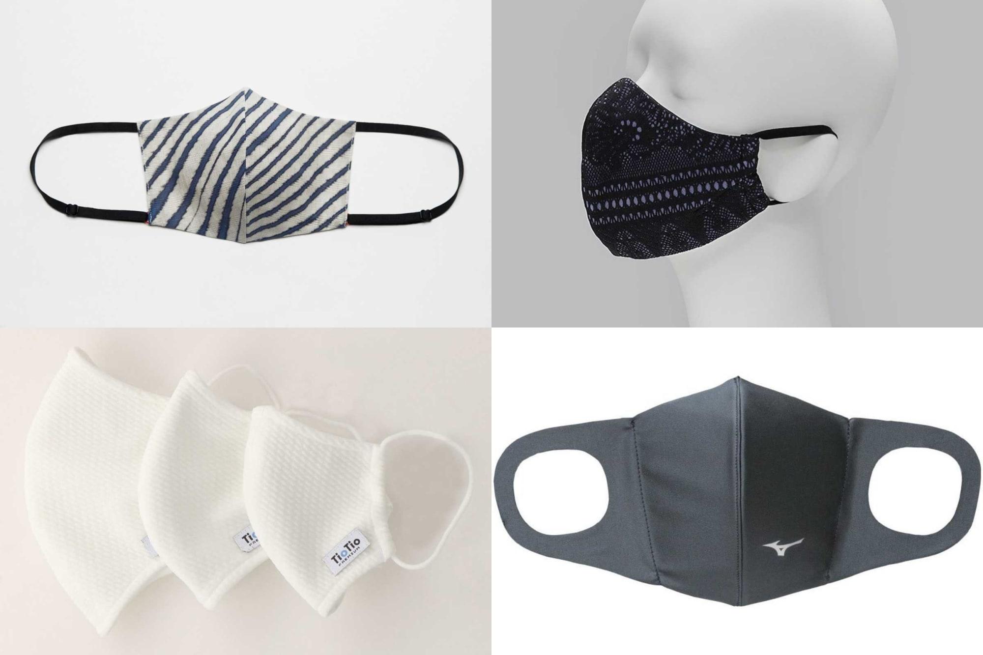 販売 アパレル マスク