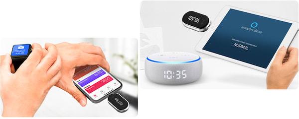 Amazon 非 接触 体温計
