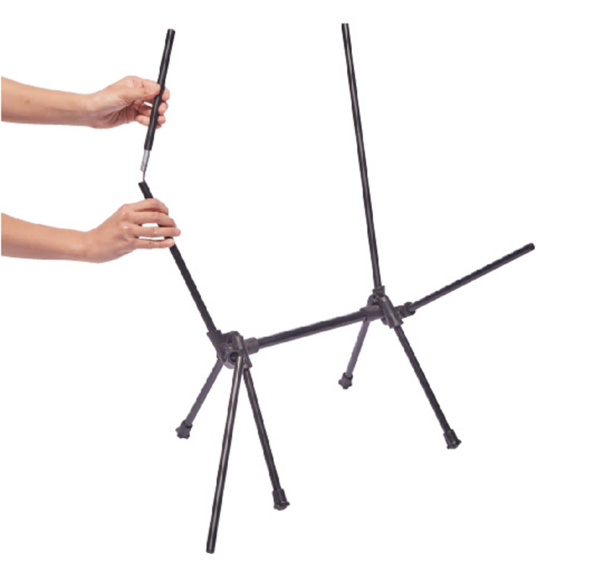 テーブル ワークマン アルミ