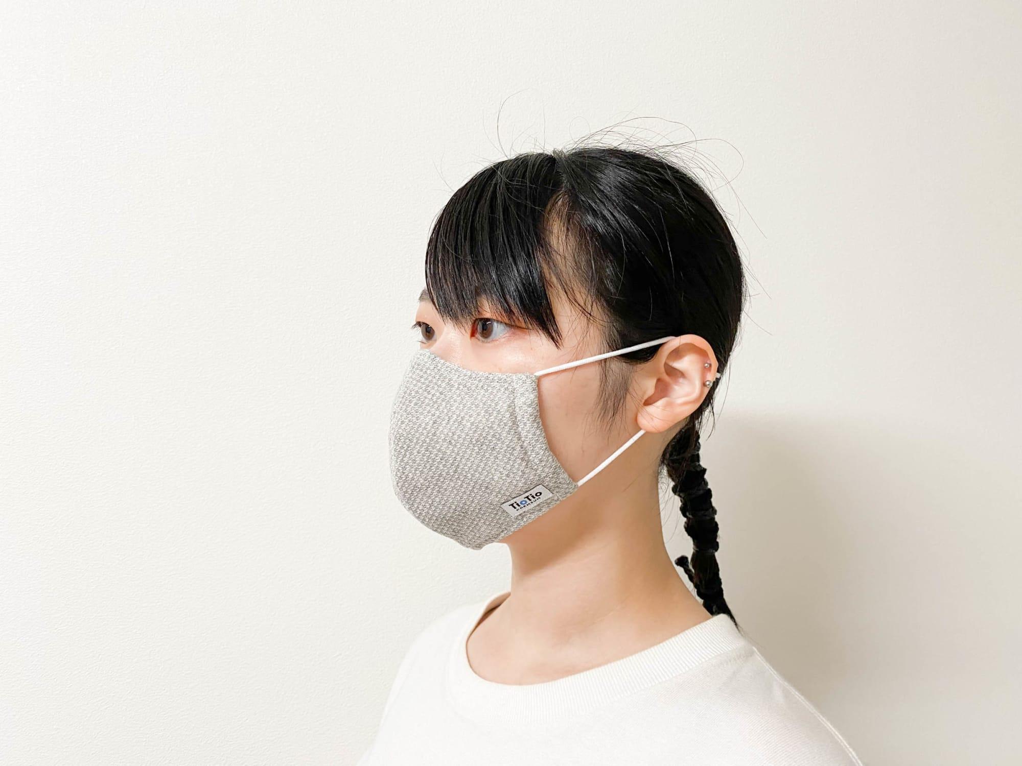 マスク 洋服 の 青山