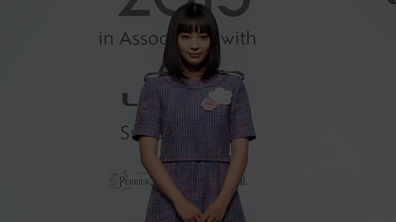 広瀬すず(2015年撮影)