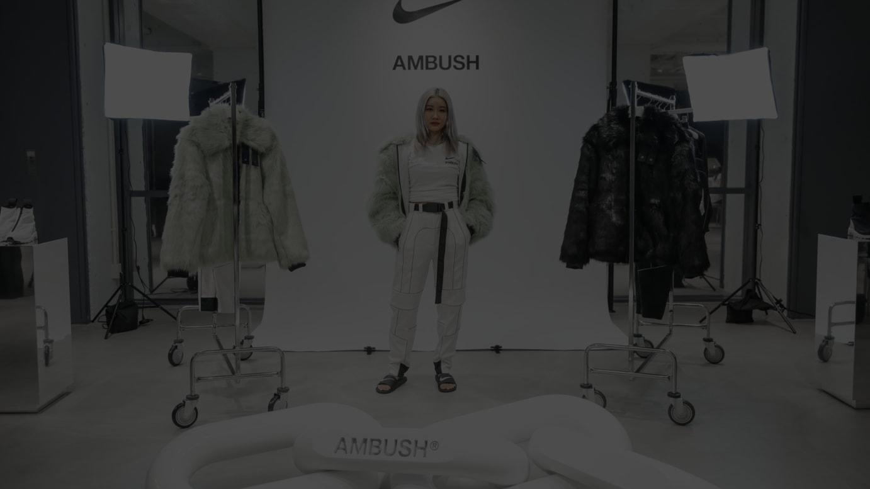 「AMBUSH®」クリエイティブディレクターのYOON
