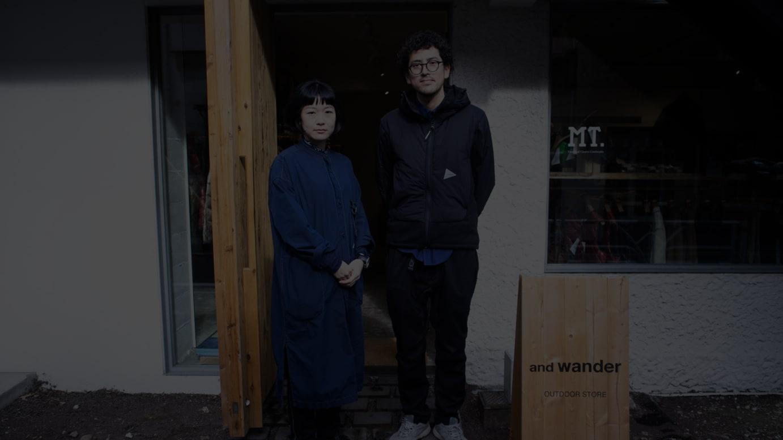 (左から)森美穂子、池内啓太