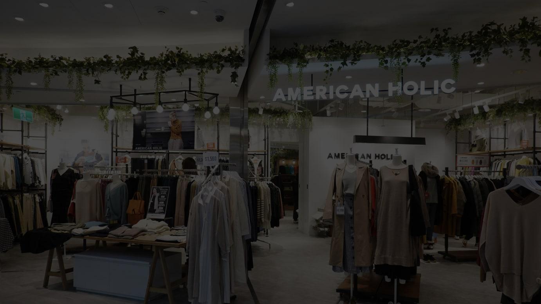「アメリカン ホリック」Breeze 南山 アトレ店イメージ
