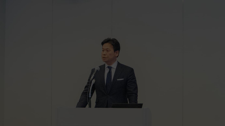 岩田功代表取締役社長