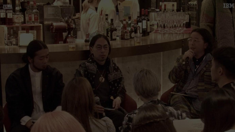 (左から)茅野誉之、志鎌英明、増田海治郎